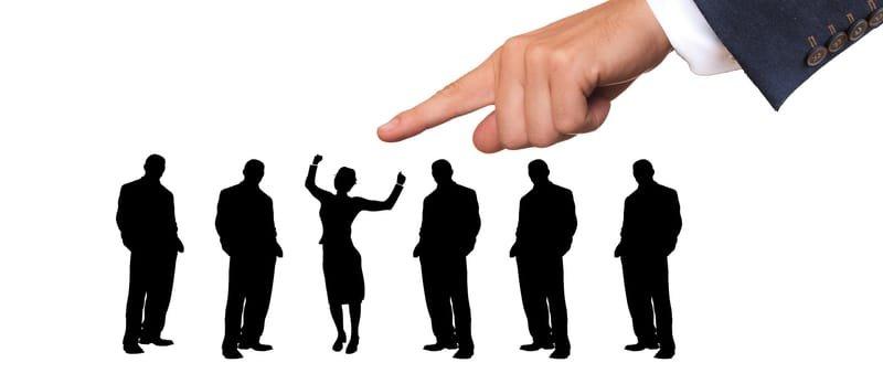 Executive profiling and recruitment