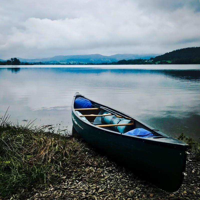 British Canoeing - Canoe Leader Training - Northern Dales & Lake District