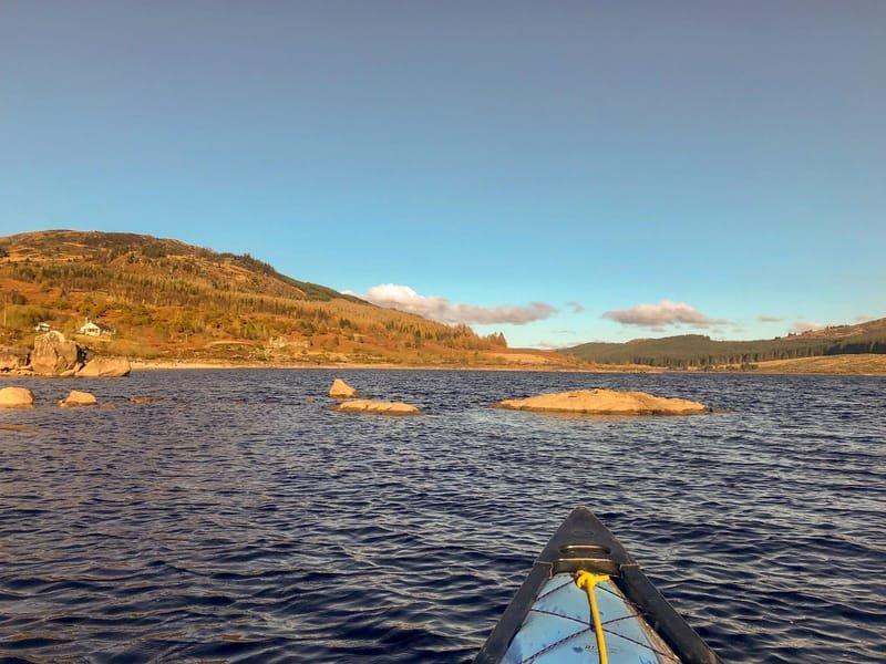 April 2021 - Canoe Expeditions Skills - Galloway