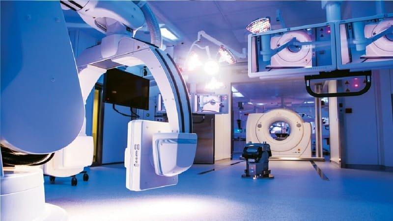 خدمات مختبرات الأشعة