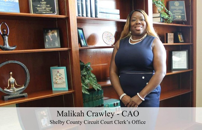 Meet the New CAO Shelby County Court Clerk's Office