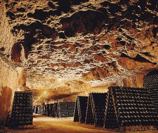 Visite de caves