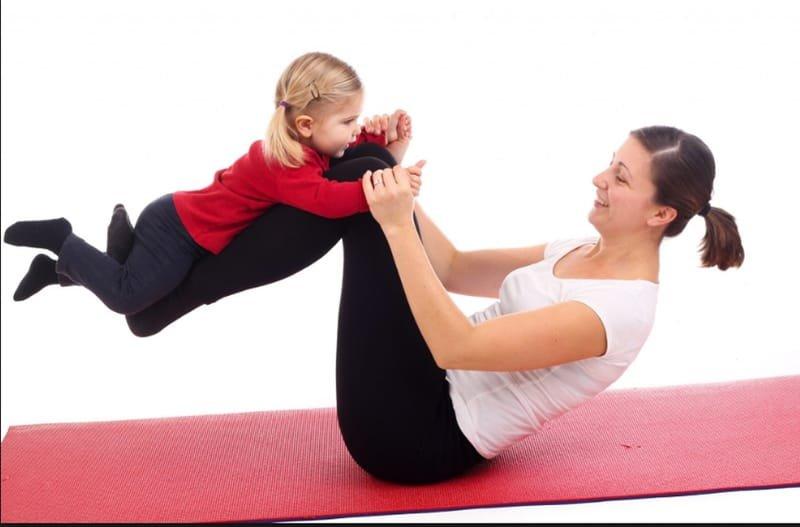 Gym parents-enfants 0-4 ans