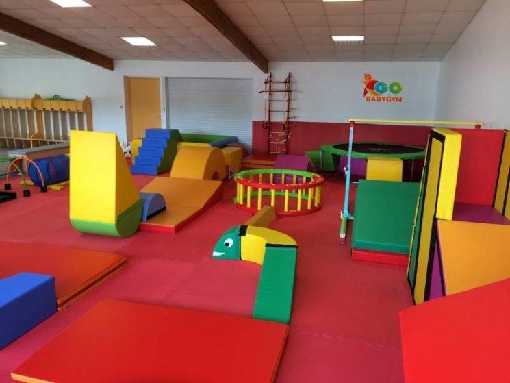 Gym enfantine 4-6 ans
