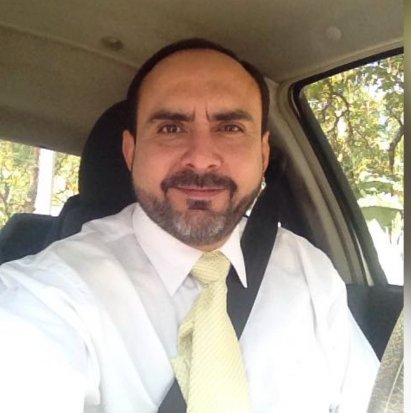 Mtro. Julio Rolando Rosales INVITADO ESPECIAL