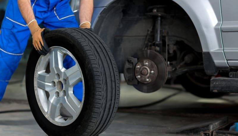 Fornitura e sostituzione pneumatici
