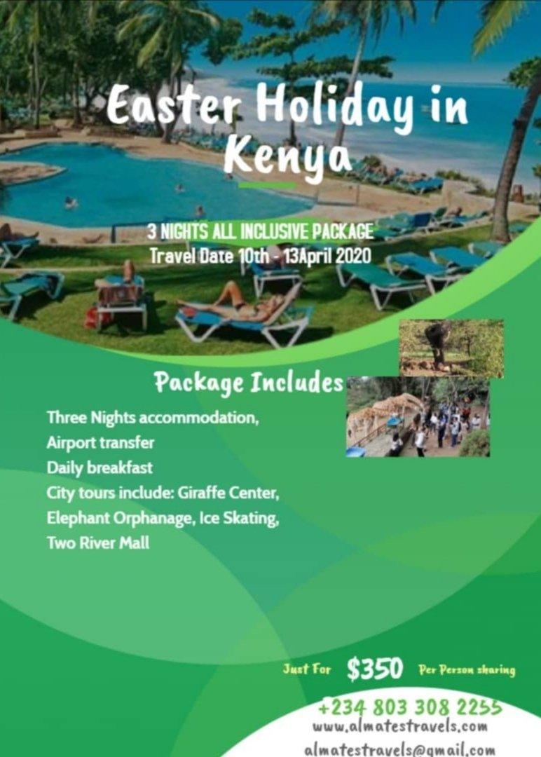 Explore Magical Kenya