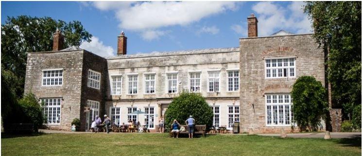 Cockington Court...craft centre