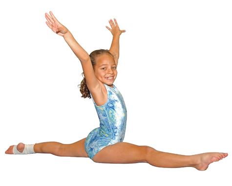 Sportovní gymnastika   dívky