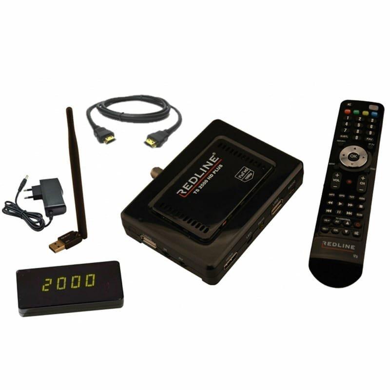 Redline TS 2500 HD Mini