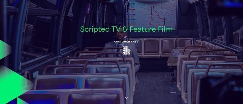 Scripted TV & Feature Film