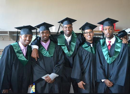 Graduation Year 2017