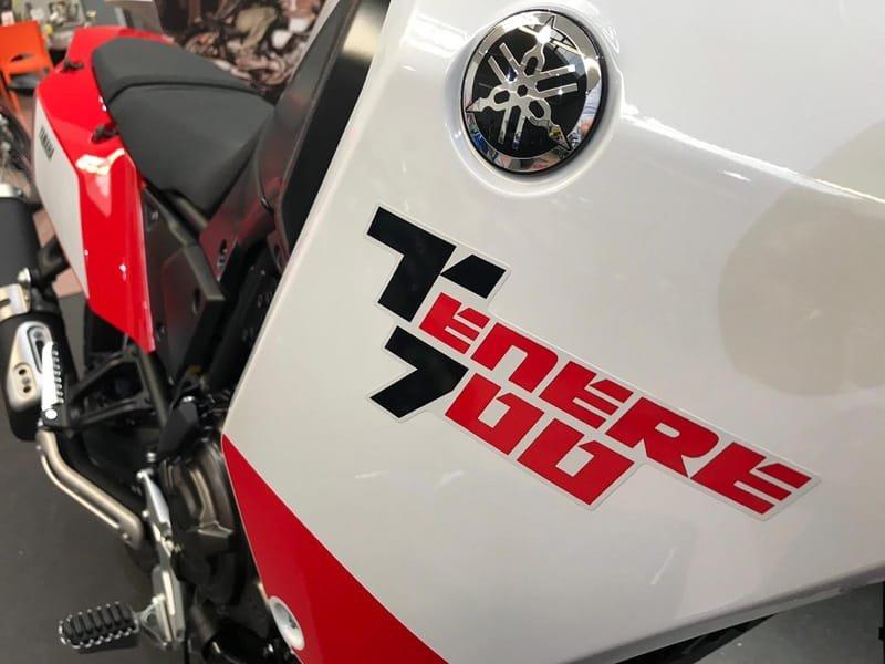 YAMAHA TENERE' 700 360° Test Tour