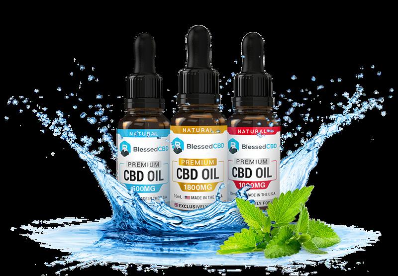 The #1 CBD Brand Oil