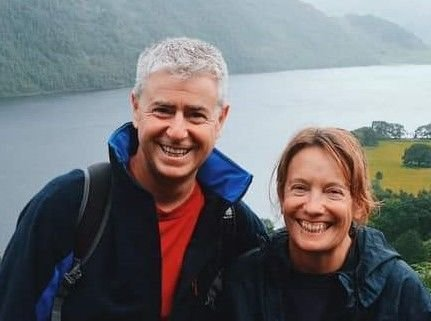 Julian and Debbie Hillman