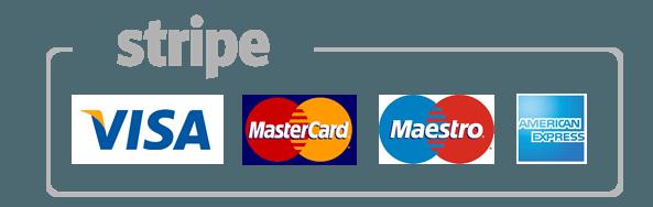 Kreditkartenzahlung in CHF & EUR