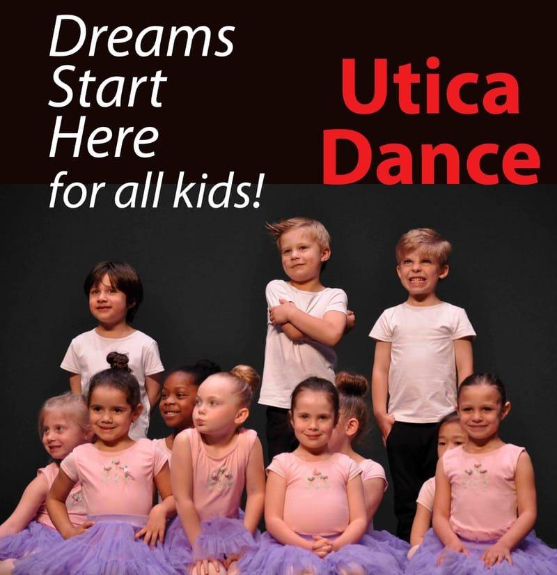 About Utica Dance