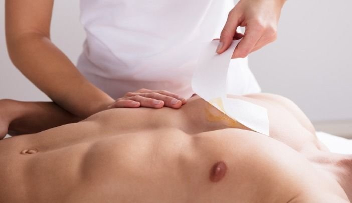 Hair Removal - Male