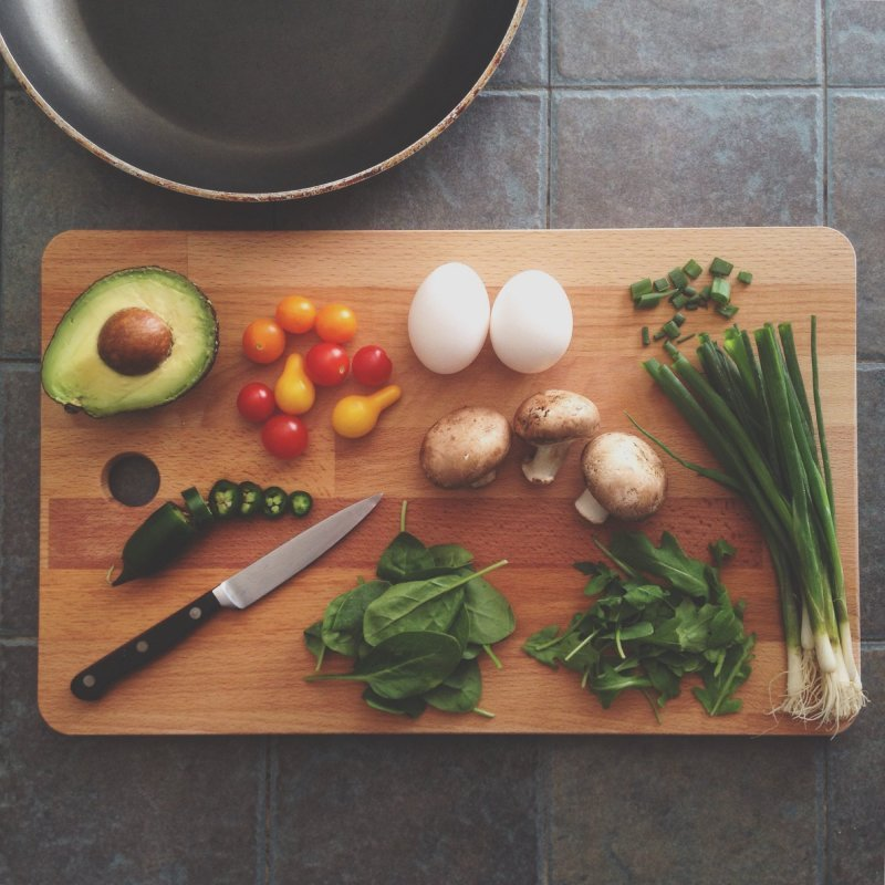 Nutrition, cooking and weight management