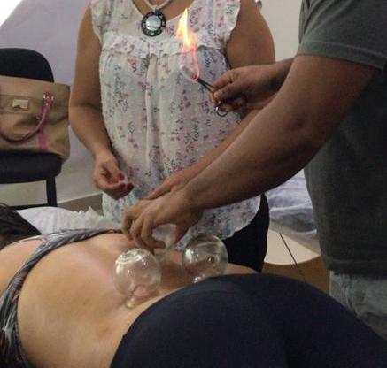 Curso de Ventosaterapia + Auriculoterapia