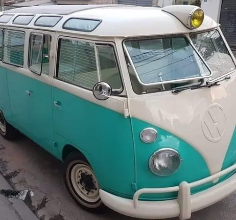 VW air cooled parts made in Brazil