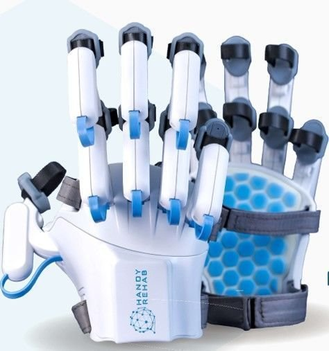 Robotic Rehabilitation Glove