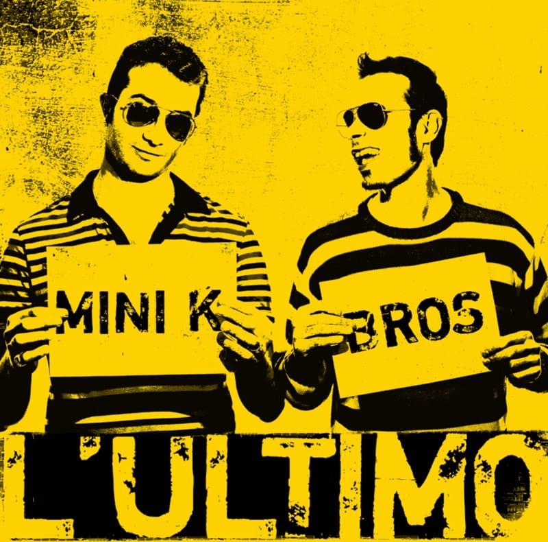 MiniK Bros - Megasound Records
