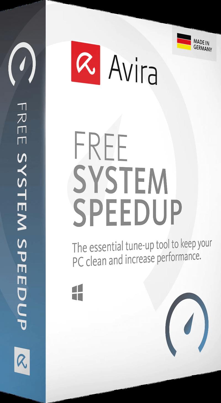 Avira System SpeedUP FREE AND PRO VERSIONS