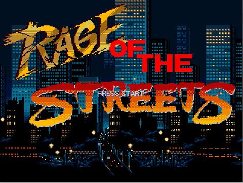 Rabia de las calles
