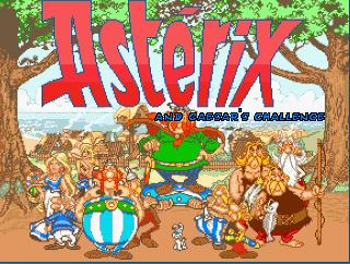 Asterix And Obelix Caesars Challenge