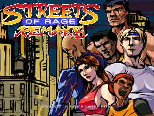 Street of Rage Remake V4