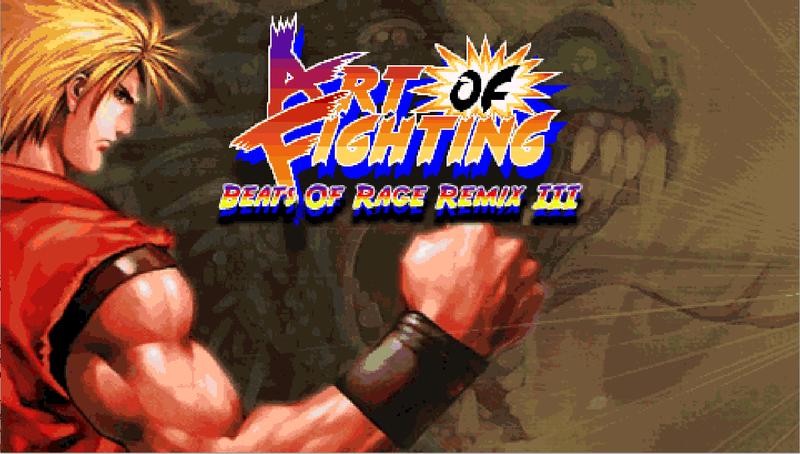 Art of Fighting  BoR remix 3