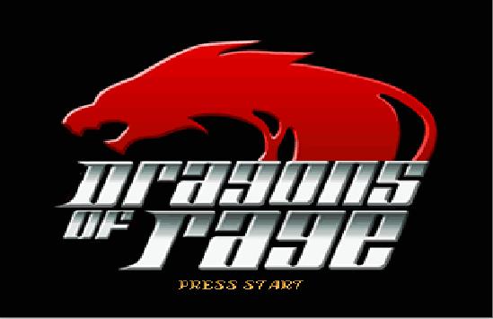 Dragon of Rage
