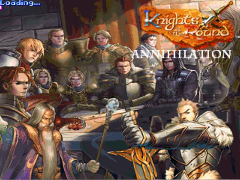 Knights of the Round Annihilation
