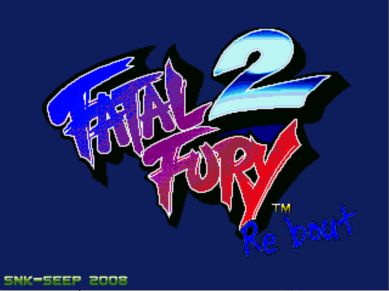 Fatal fury Re-bout 2