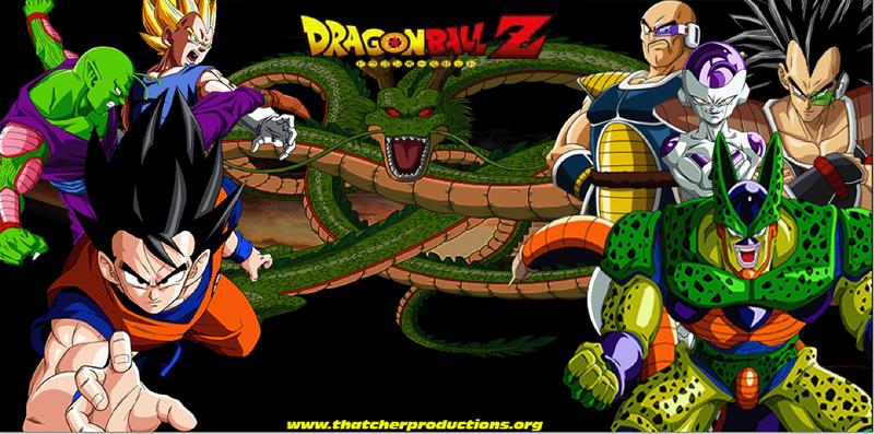 Downloading Dragon Ball Z