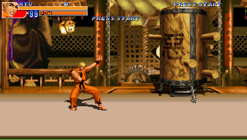 The King Of Fighters: Beat 'Em Up