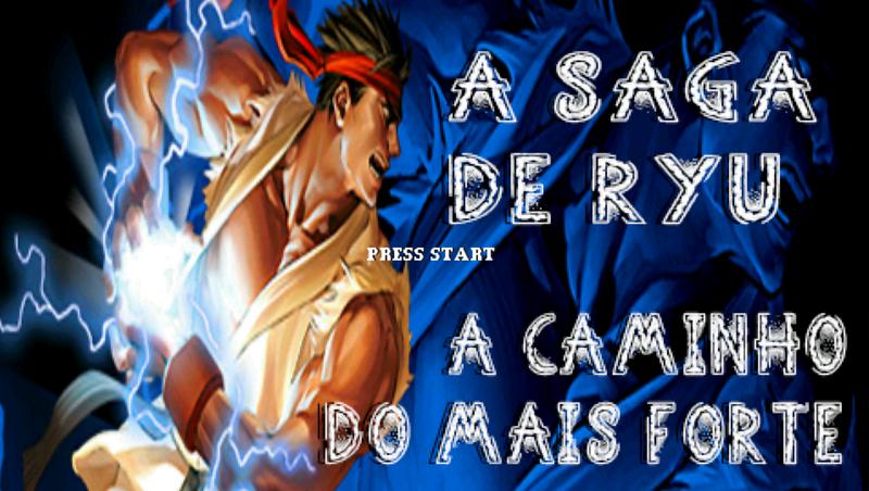 A Saga de Ryu