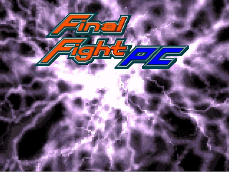Final Fight PC 2018