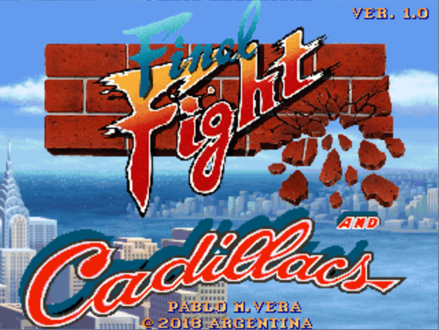 Final Fight and Cadillacs