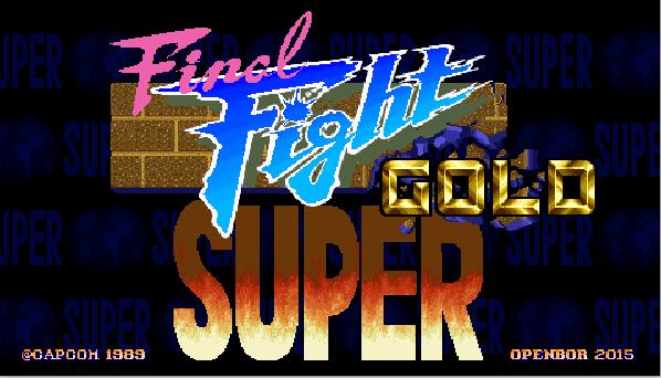 Super Final Fight Gold+PLUS+LNS