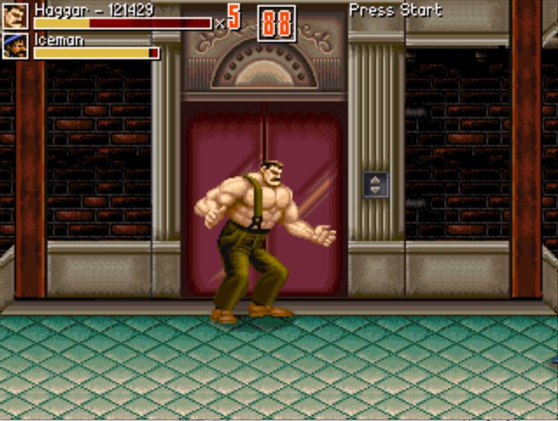 Final Fight Apocalypse - 1st Edition