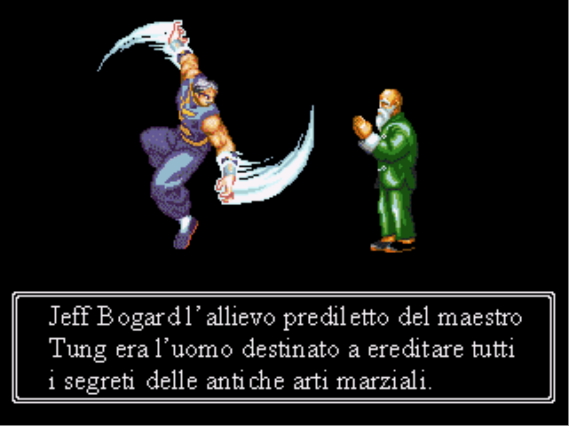Fatal Fury Re Bout I