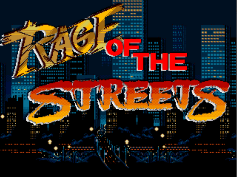Rage of the Streets megapack