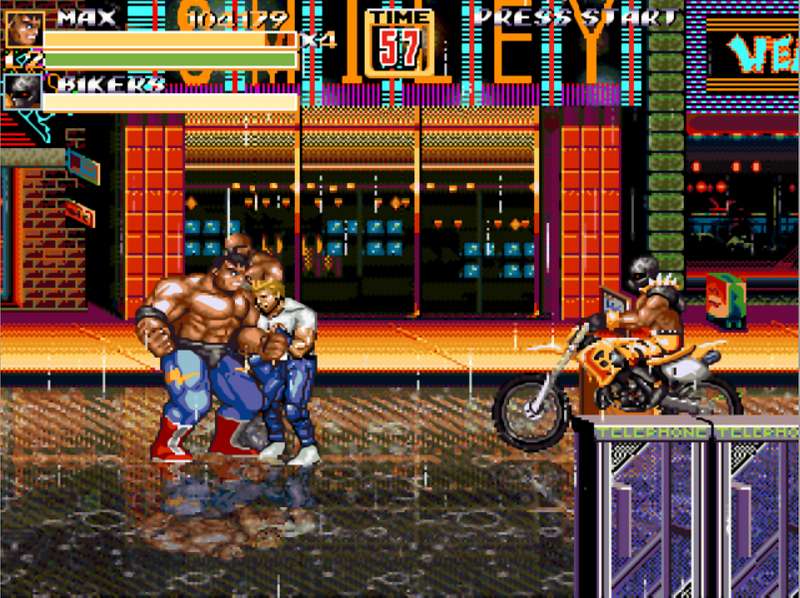 Streets of Rage Z - 2