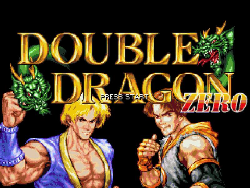 Double Dragon Zero