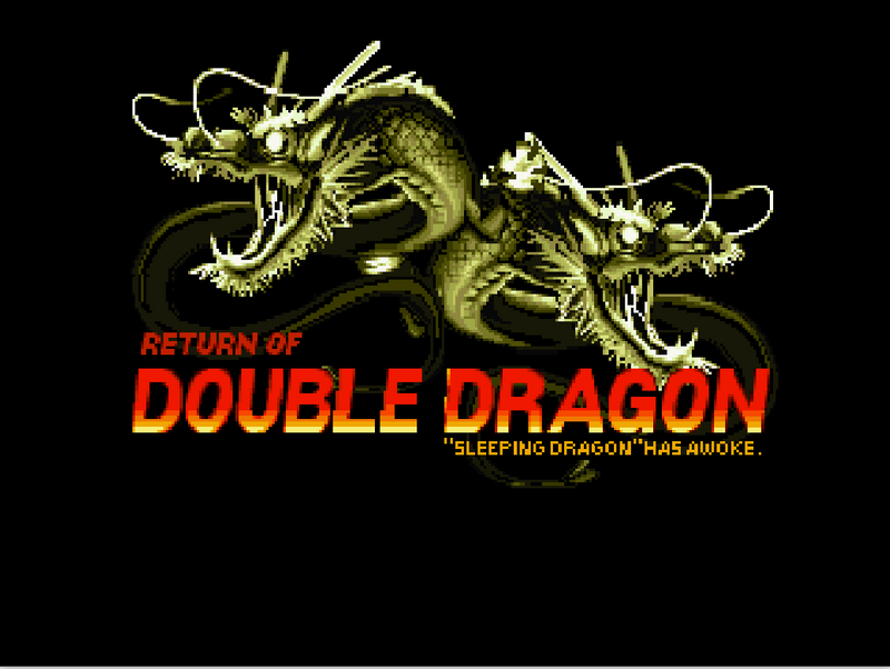 Return of the Double Dragon