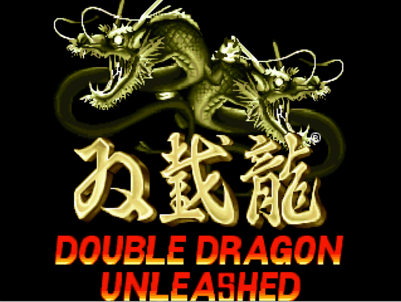 Double Dragon Unleashed