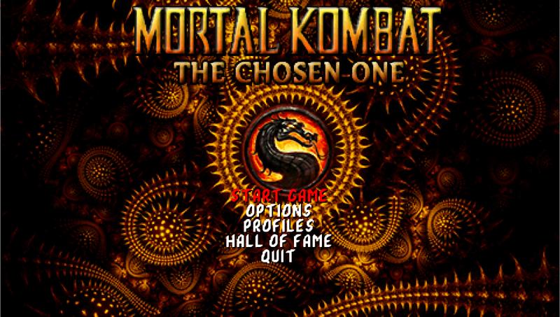 Mortal Kombat - The Chosen One