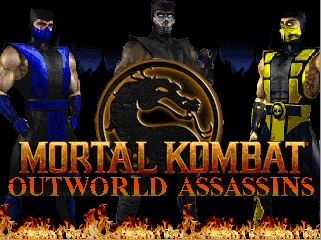 Mortal Kombat Outworld